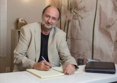 Dr. Farkasházi Miklós ortopéd szakorvos; főorvos