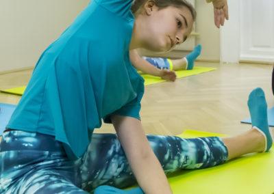 Stretching, Fascialazítás
